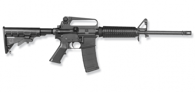 Sandy Hook Shooting Gun Rifle